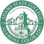 Adams State-seal