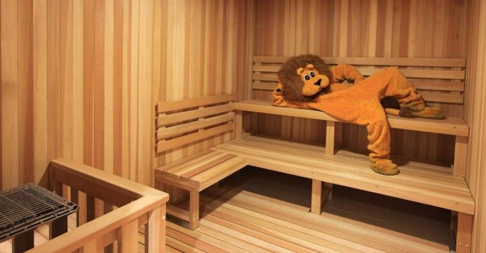 Sauna 2 Lorenzo