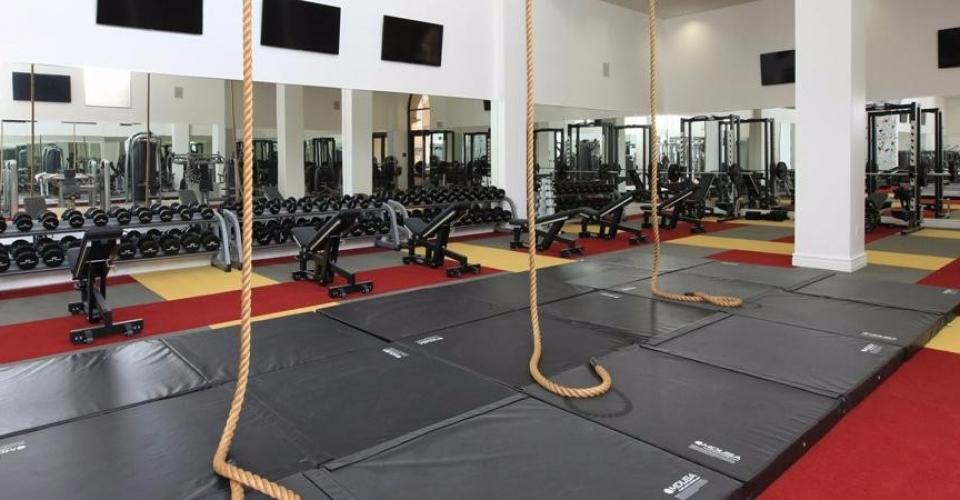 Weight Room (Lorenzo)