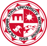 CSU Northridge seal